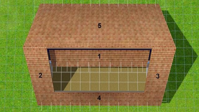 [Apprenti] Créer une terrasse dans une toiture classique Tuto911