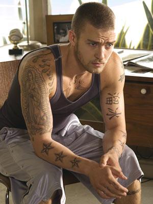Justin Timberlake Alpha-10