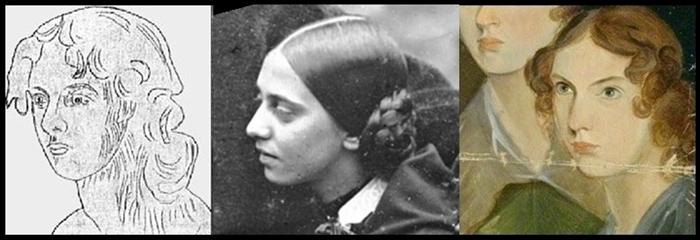 Une photographie des soeurs Brontë ?  Bronte11
