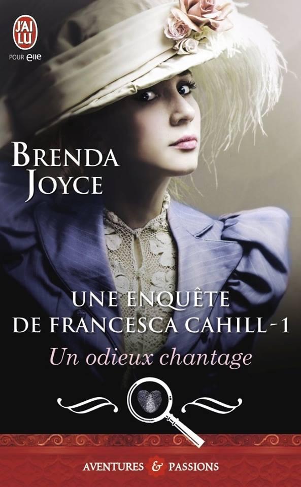 Série Francesca Cahill de Brenda Joyce  France10
