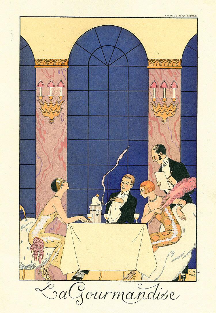 Les illustrateurs des années 20  George10