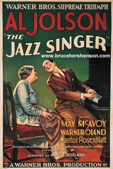 Le cinéma des années 20 Jolson10
