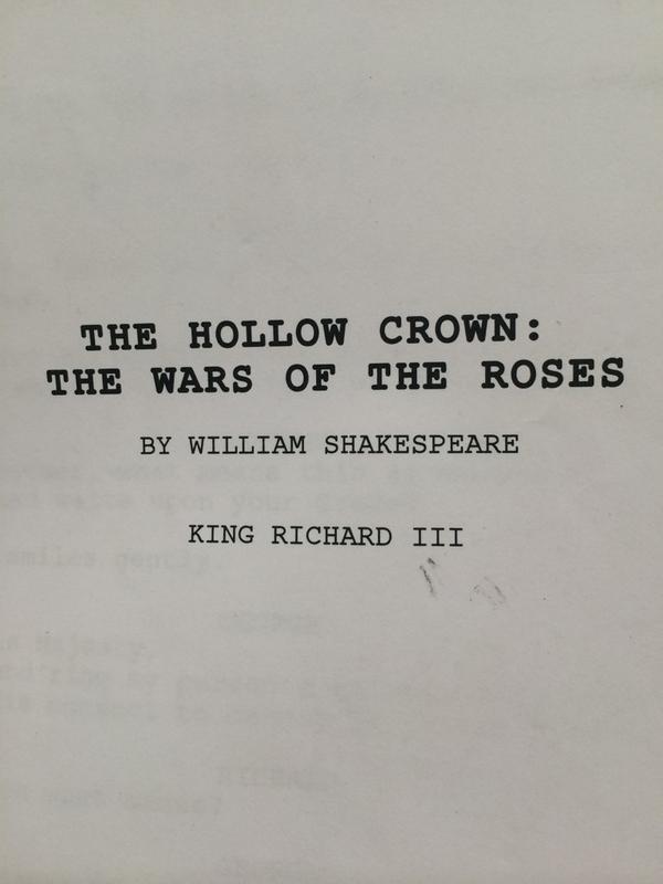The Hollow Crown, saison 2 (Henry VI et Richard III) Keeyle10
