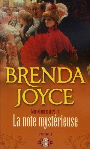 Série Francesca Cahill de Brenda Joyce  La_not10