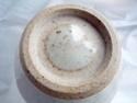 Small lidded stoneware pot - no stamp 4base11