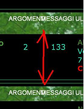 icone si sovrappongono i titoli #2  Argome10