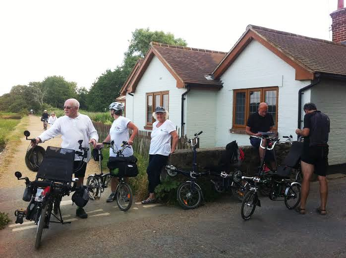 """Itinérance à vélo"" : le bonheur de randonner en mode cyclo-camping 1511"