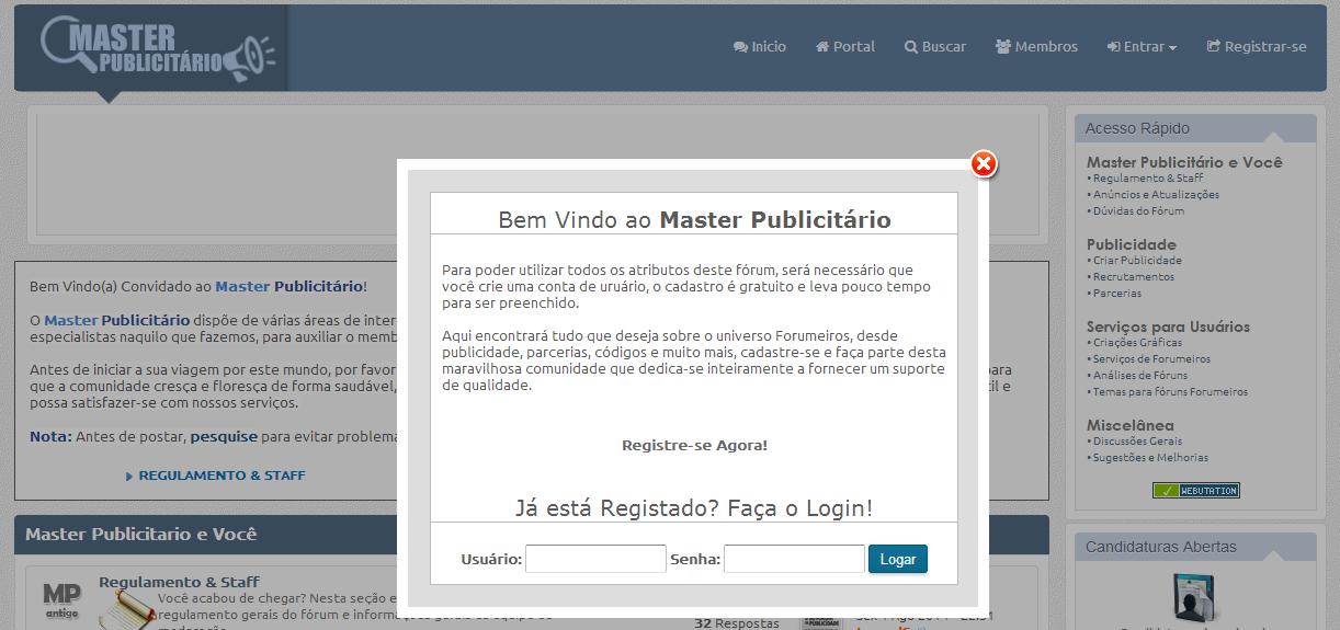 Master Publicitário - O seu fórum de Publicidade! N210