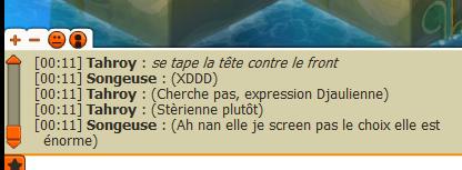 La Crypte aux Screens - Page 3 Tahroy10