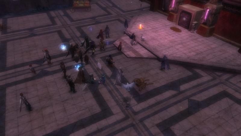 Défilé Lèvecoude et Quizz des Furets du Gondor Scree360