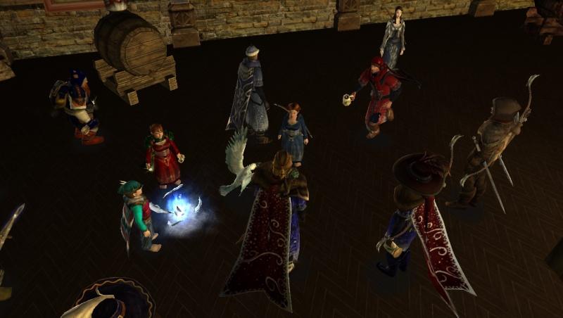 Défilé Lèvecoude et Quizz des Furets du Gondor Scree362