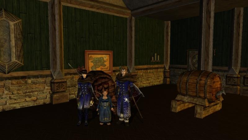 Défilé Lèvecoude et Quizz des Furets du Gondor Scree363