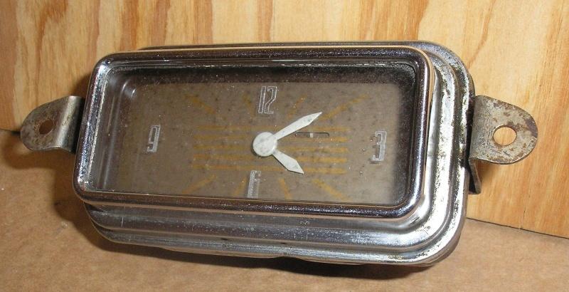 echange Montre de tableau de Bord de Ford 1941 _5710