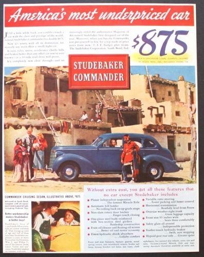 Studebaker 1938 T2ec1610