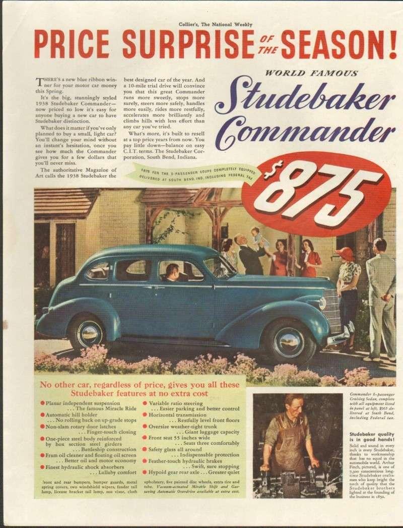 Studebaker 1938 T2ec1611