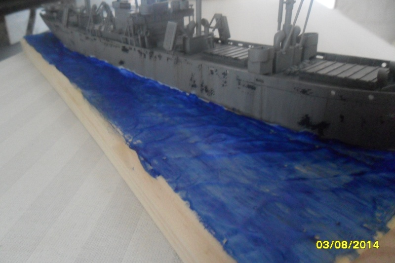 """Le LIBERTY SHIP s.s   """" Trumpeter 1/350 """" 2014-059"""