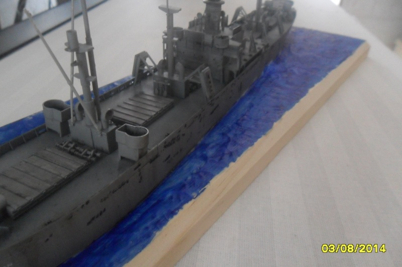 "Le LIBERTY SHIP s.s   "" Trumpeter 1/350 "" 2014-062"