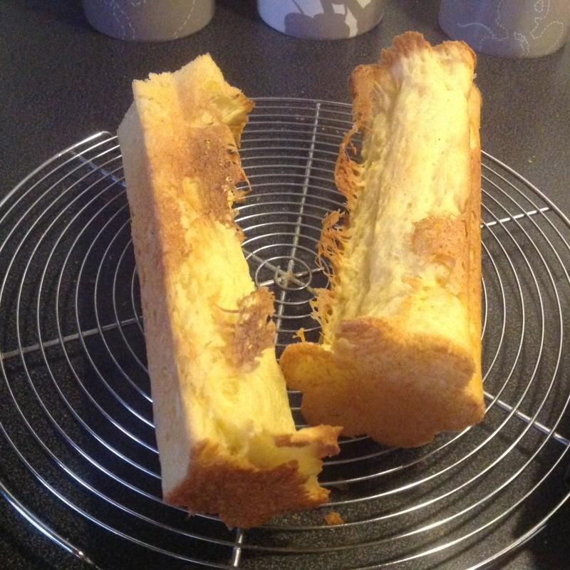 """Pain spécial """"Foie gras"""" pour moules Outiror. Beurk10"""