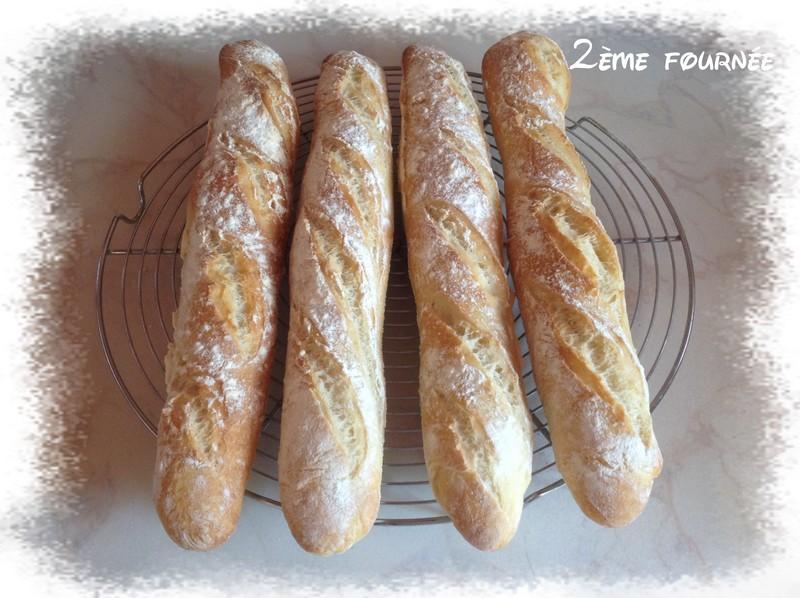 """Baguettes de tradition dites """" présidentielles """" - Page 2 Fourna11"""