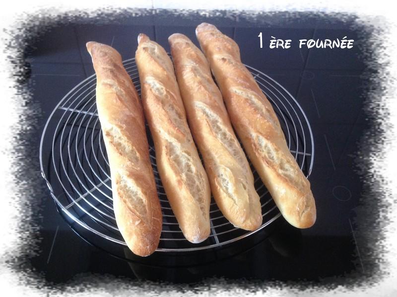 """Baguettes de tradition dites """" présidentielles """" - Page 2 Fourna12"""