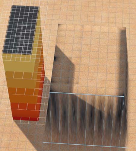 [Apprenti]Construire un bâtiment original de 14 étages sans code de triche 1124