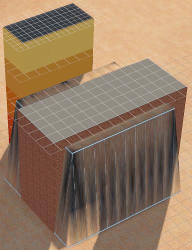 [Apprenti]Construire un bâtiment original de 14 étages sans code de triche 1225