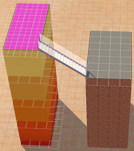 [Apprenti]Construire un bâtiment original de 14 étages sans code de triche 1622