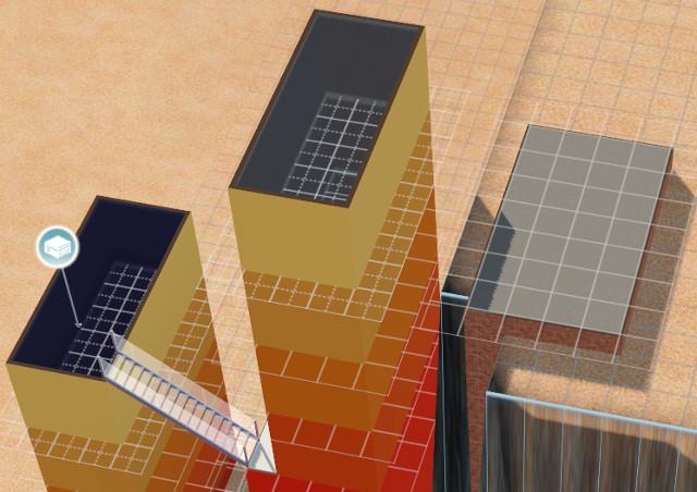 [Apprenti]Construire un bâtiment original de 14 étages sans code de triche 2416