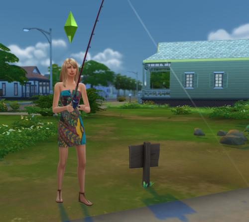 [Sims 4] Un souvenir de vos premiers instants de jeu 244