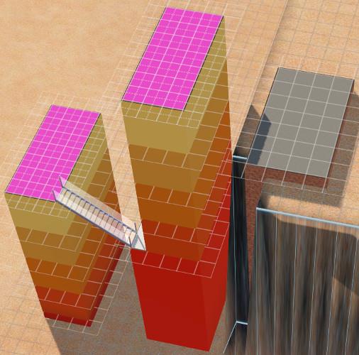 [Apprenti]Construire un bâtiment original de 14 étages sans code de triche 2515