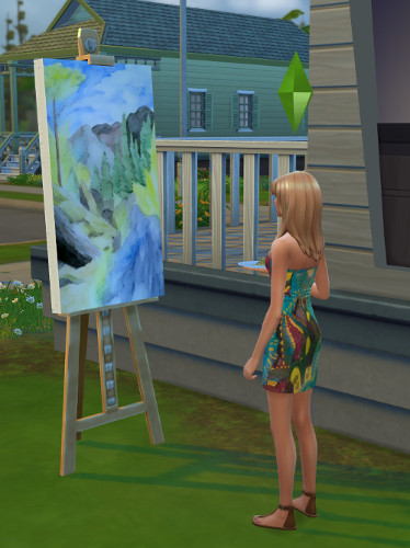 [Sims 4] Un souvenir de vos premiers instants de jeu 341