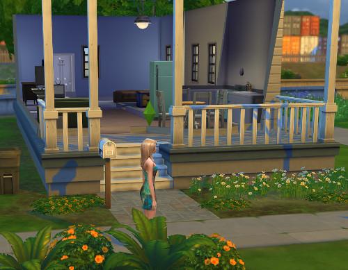 [Sims 4] Un souvenir de vos premiers instants de jeu 541