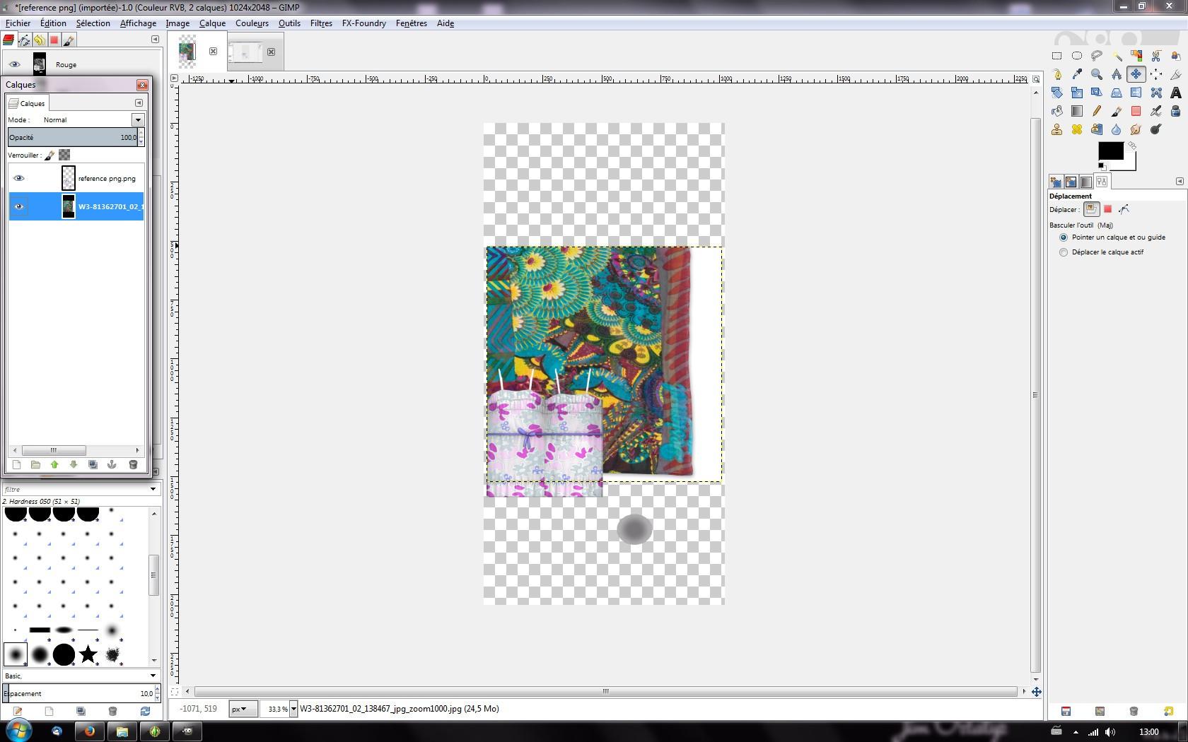 [Apprenti] Recolorer un vêtement du jeu les Sims 4 avec une texture 639