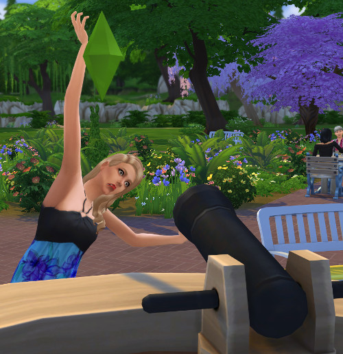 [Sims 4] Un souvenir de vos premiers instants de jeu 929