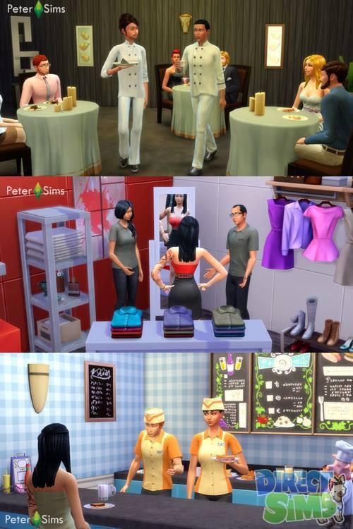 [Sims 4] Le premier add on K6e2e410