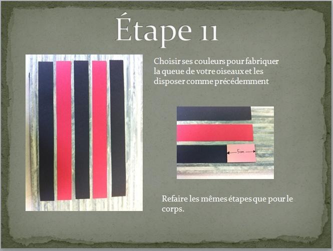 OISEAUX EN PAPIER (DÉCOUPAGE COLLAGE) Oiseau23