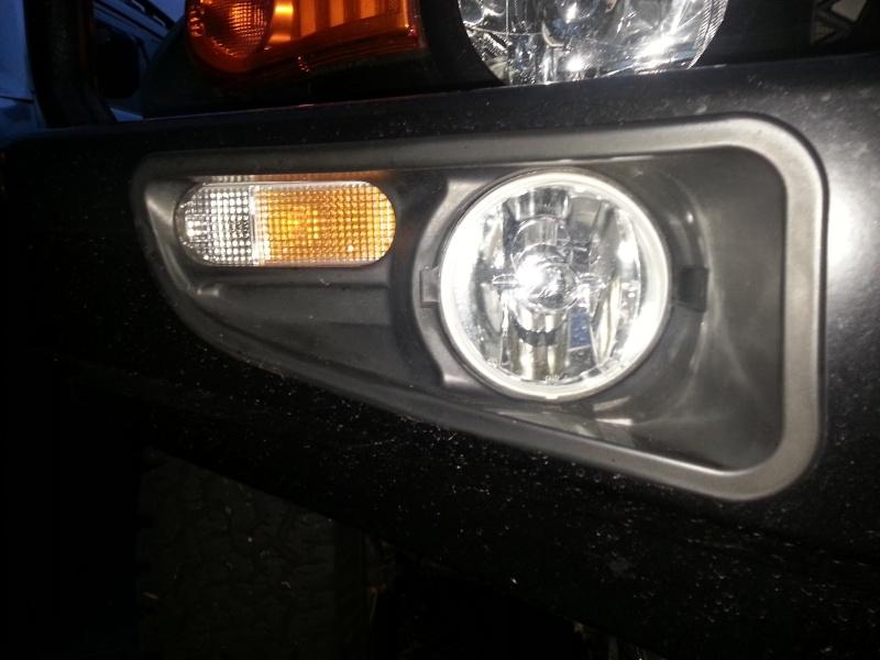 Glasgow's Rig V2.0 - BLACK BETTY Lights10