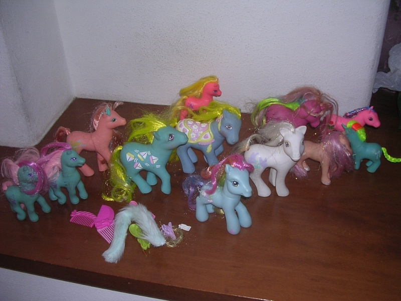 CERCO MY LITTLE PONY , Mio mini pony anni 80 00113
