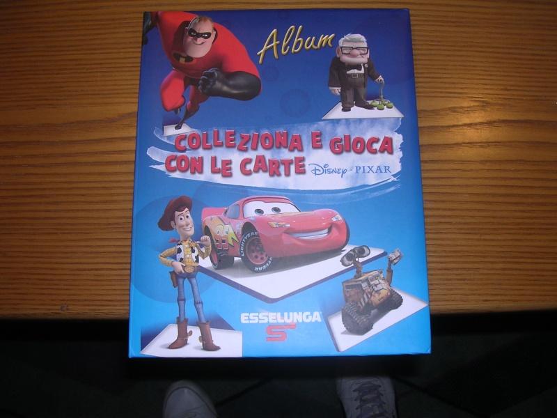 album disney pixar esselunga 1 serie 00312