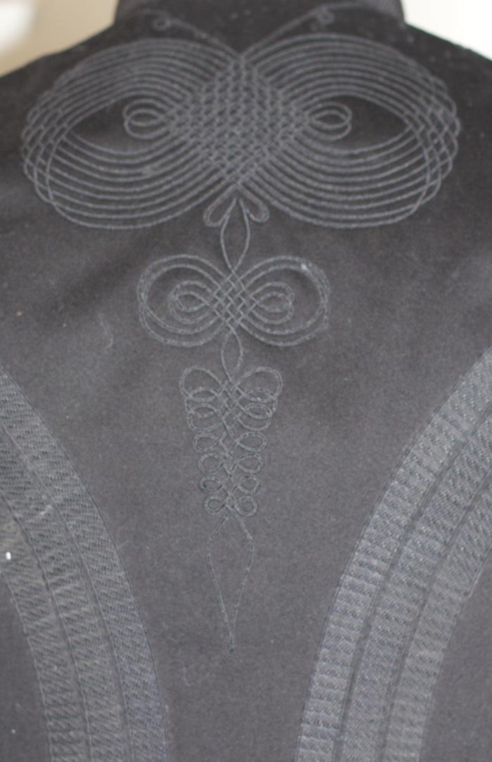 Dolman pelisse modèle 1875 du Général Claret de la Touche ESC - JUIN1 Vendu Img_0015