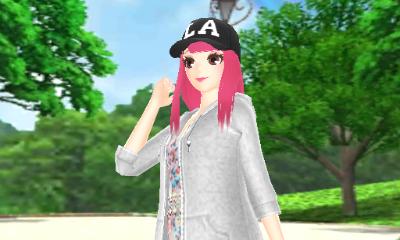 わがままファッション GIRLS MODE よくばり宣言! トキメキUP! DLC's Hni_0019