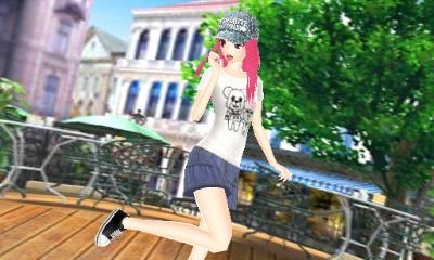 わがままファッション GIRLS MODE よくばり宣言! トキメキUP! DLC's Hni_0025