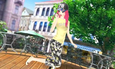 わがままファッション GIRLS MODE よくばり宣言! トキメキUP! DLC's Hni_0028