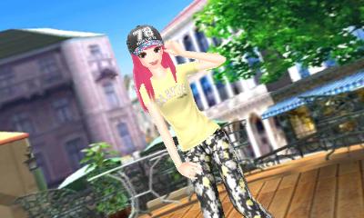 わがままファッション GIRLS MODE よくばり宣言! トキメキUP! DLC's Hni_0029