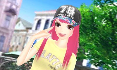 わがままファッション GIRLS MODE よくばり宣言! トキメキUP! DLC's Hni_0030