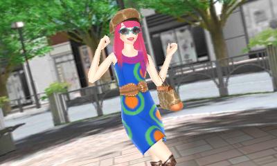 わがままファッション GIRLS MODE よくばり宣言! トキメキUP! DLC's Hni_0032