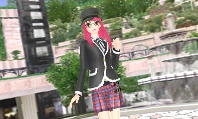 わがままファッション GIRLS MODE よくばり宣言! トキメキUP! DLC's Hni_0041
