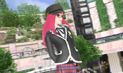 わがままファッション GIRLS MODE よくばり宣言! トキメキUP! DLC's Hni_0042