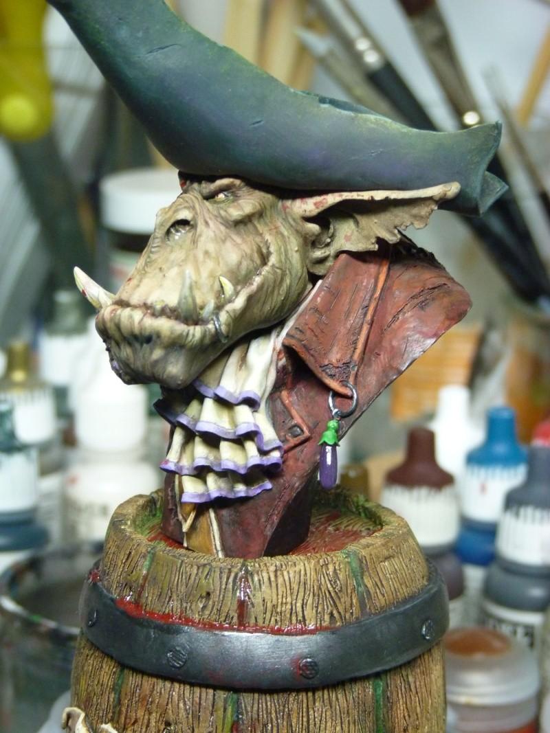 Buste Orks Pirates LeBen Studio par pisco P1050912
