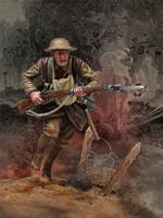 Reprise des hostilités à Thiepval 1916 ou l'histoire de Paf ! le tommy S3-f1311